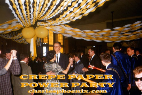 Crepe Paper Party